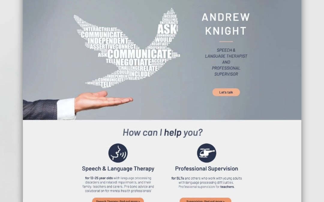 Andrew Knight Speech Therapy